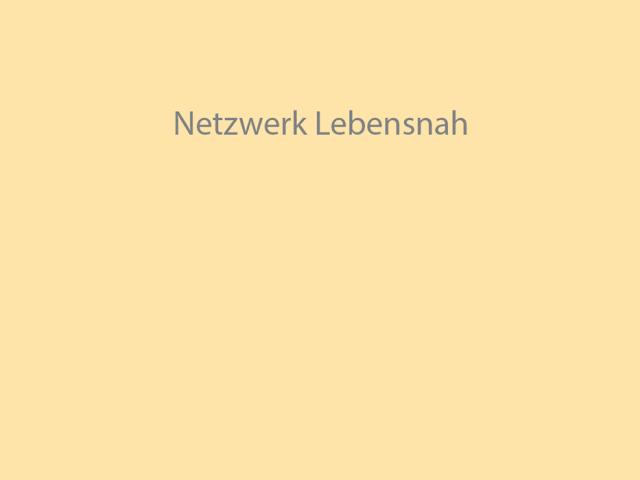 Netzwerk Lebensnah