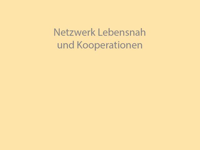 Netzwerk Lebensnah und Kooperationen